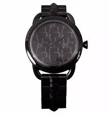 Karl Lagerfeld KL 2201 Karl Pop Black Watch with Box RRP $299.00