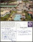 FLORIDA Ormond Beach shop golf villa Chrome VINTAGE POSTCARD