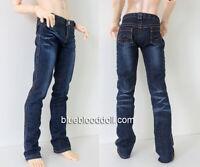 1/3 BJD 60cm SD13 boy doll clothes wash blue jeans dollfie Luts delf Smart doll