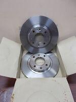 2 disques de frein avant 305 405 citroen bx