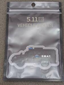 5.11 Tactical Vehicle Series Bearcat SWAT Truck Morale Patch