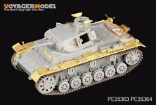 PE for German Pz.KPfw.III Ausf.E/F (For DRAGON Kit) , 35363 VOYAGERMODEL 1/35