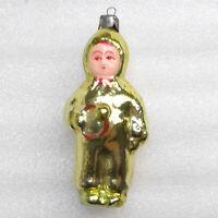 Russen Christbaumschmuck Glas Weihnachtsschmuck Christmas Old Ornament Kid Kind