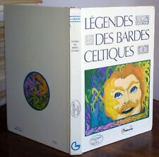 LEGENDES DES BARDES CELTIQUES - Celtes Celtisme Spiritualité Druides Bretagne