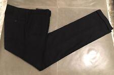 NWOT Ralph Lauren Black Label ANTHONY Italy Wool Cashmere Pants 32x35 $595