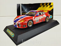 "Slot car Scalextric Superslot H2664 Porsche 911 GT3R  ""GruppeM"" Nº88"