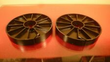 2 x 16mm FILM CORES, 4 INCH