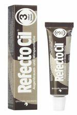 RefectoCil 0501003 15ml Eyelash and Eyebrow Tint Cream - Natural Brown