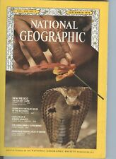National Geographic, September 1970, New Mexico Cover