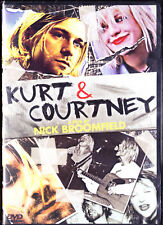 Kurt & Courtney (DVD) Cobain,Love New