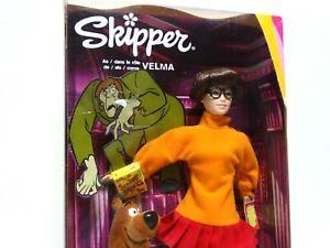 2002 Mattel Scooby-Doo & Skipper as Velma #B3282 New NRFB