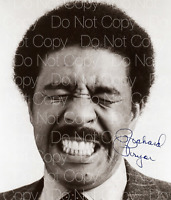 Richard Pryor signed 8x10 inch photo picture poster autograph RP reprint