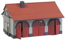 Faller H0 130162 H0 Feuerwehrgerätehaus #NEU in OVP##