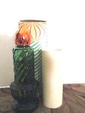 Vintage Avon Christmas Candle Cologne Perfume Bottle sweet honesty perfume 80%