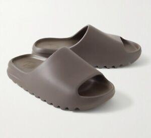 Adidas Original Yeezy Slide Soot Mens Size UK 9 US 9