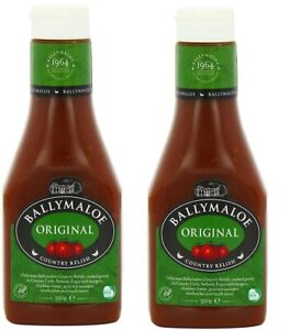 Ballymaloe Country Relish Squeezable 350 g (Pack of 2)