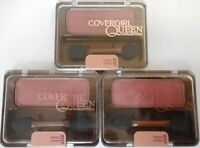 3pcs CoverGirl Queen Collection Romance 1 Kit Eye Shadow --