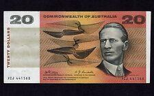 Australia, 20 Dollars 1968, P-41c, VF-XF * Phillips & Randall *