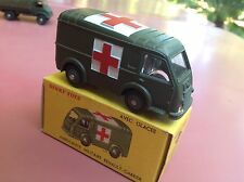 Dinky Toys Ref 80F Ambulance Militaire Renault Carrier Neat mint
