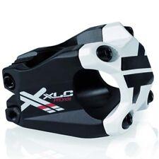 """XLC ProRide 40 Mm x 31.8 mm Bicicleta de Montaña MTB manillar Tallo Negro/Blanco 1.1/8"""""""