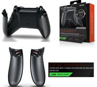 Bionik Quickshot Rubber Grip Dual Setting Trigger Lock for Xbox One Controller
