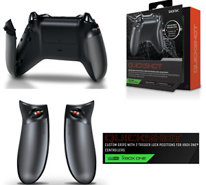 Bionik Quickshot Rubber Grip Dual Setting Trigger Lock for Xbox One Controller