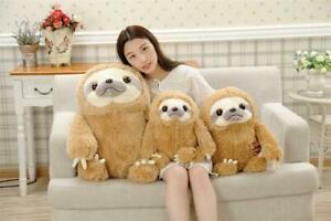 Giant Sloth Stuffed Plush Doll Amuse Mikke Monoko Soft Toys Pillow Cushion Gift