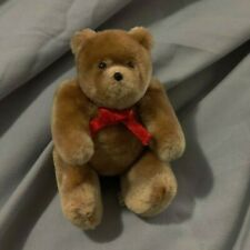 Vintage 1986 Eden Toys Fully Jointed Miniature Teddy Bear 4.5""