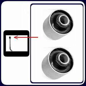 FRONT LOWER CONTROL ARM STRUT ROD BUSHING FOR TOYOTA TACOMA 2WD (2000-2004) PAIR