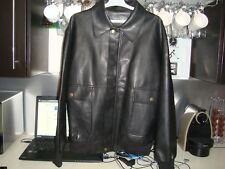 SUPERBE BLOUSON TAILLE M HOMME ASPECT CUIR NEUF
