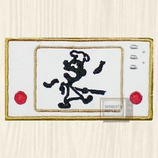 Nintendo Game & Watch Chef Embroidered Patch Vintage Console Retro NES Hand