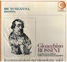 Rossini: Le Composizioni Per Pianoforte Volume 1 / Bruno Mezzena - LP
