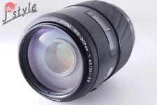 [EXC+++] Minolta AF 100-300mm f/4.5-5.6 Tele Zoom Lens for Sony Alpha A Mount