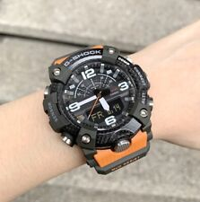 Casio G-Shock * GGB100-1A9 Mudmaster Quad Sensor Bluetooth Carbon Core Watch