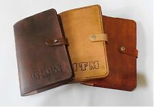 Leather Journal Personalized Custom Handmade Diary,book Cover journal included