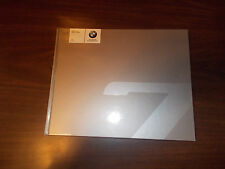2009 BMW 750i & 750Li Hard Cover Salesbook