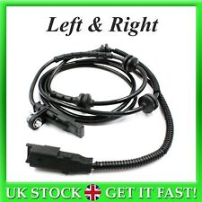 2 x ABS Sensor CITROEN C6 PEUGEOT 407 SW Coupe - Rear Axle Left and Right