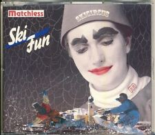 MATCHLESS-Ski Fun 4 TRK CD MAXI 1991