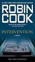 Intervention (A Medical Thriller) by Cook, Robin