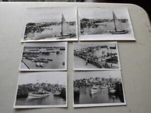 BRIDLINGTON 12 X PHOTOS FROM THE 1960'S AND EARLIER
