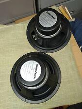 New ListingVintage Tandy Radioshack Speakers 100w Set of 2 Woofers 8 Ohms