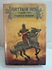 Thomas Berger ~ARTHUR REX~ 1st Edition SIGNED/Inscribed to a Friend