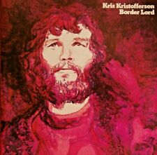 KRIS KRISTOFFERSON - Border Lord CD - One Way Records - A26172