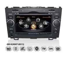 Honda CRV OEM HD Touchscreen Autoradio Navigation GPS DVD MP3 USB SD 3D DVB-TV