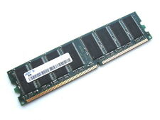 Samsung M368L2923CUN-CCC PC3200U-30331 1GB 184-Pin DIMM DDR RAM Memory 400MHz