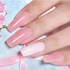 UK 120 Pcs Building Mold Tips Dual Forms Finger Extension Nail Art UV Builder