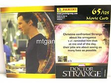 Doctor Strange Movie Trading Card - 1x #065 Movie Card-TCG