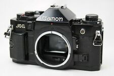 Canon A-1 35mm SLR Film Camera Body Only *Working* #SW05a
