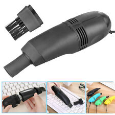 Vacuum Cleaner Mini USB Electric Portable Handheld Dust Cleaner For PC Keyboard