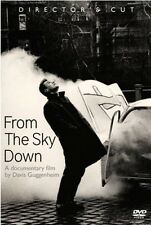 From the Sky Down U2 DVD Sealed ! New ! 2011 Achtung baby